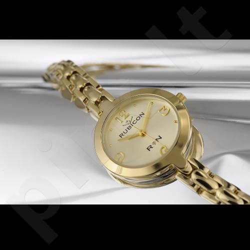 Moteriškas laikrodis RUBICON RNBC96GMGX03BX