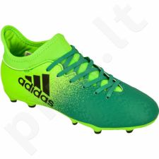 Futbolo bateliai Adidas  X 16.3 FG Jr BB5859