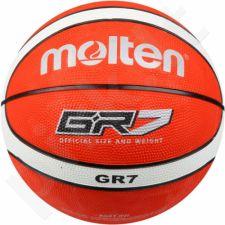 Krepšinio kamuolys Molten B7GR