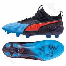 Futbolo bateliai  Puma ONE 19.1 Syn FG AG M 105481 01