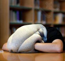 "Pagalvė universaliam miegui ""Ateivis"""