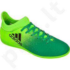 Futbolo bateliai Adidas  X 16.3 IN Jr BB5871