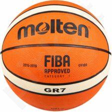 Krepšinio kamuolys Molten GR 7