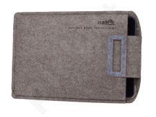 Planšetės dėklas Natec NATEC SHEEP 7'  kava  Pilka