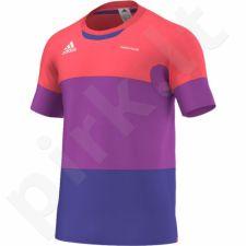 Marškinėliai futbolui Adidas Freefootball M S09008