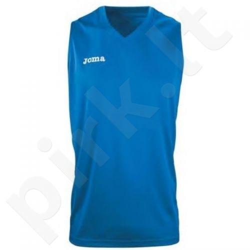 Marškinėliai krepšiniui Joma mėlyna