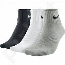 Kojinės Nike Leightweight Quarter 3 poros SX4706-901