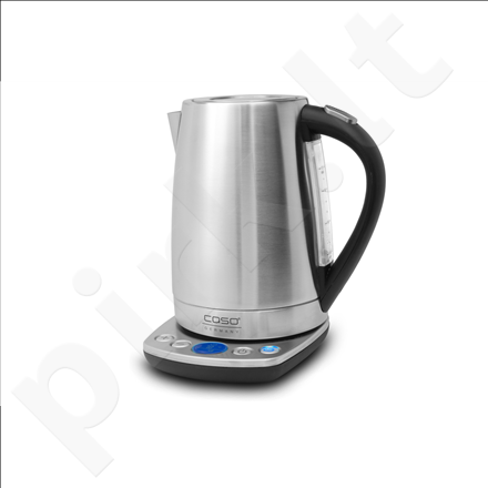 Caso WK 2200 Kettle, Capacity 1.7L, Stainless steel