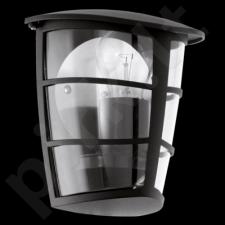 Sieninis šviestuvas EGLO 93407 | ALORIA