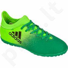 Futbolo bateliai Adidas  X 16.3 TF Jr BB5879