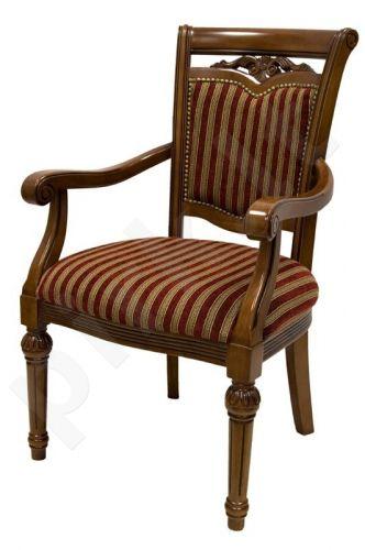 Kėdė su porankiais 100x62x65cm