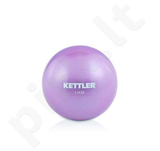 Kamuolys TONING BALL 1,0kg