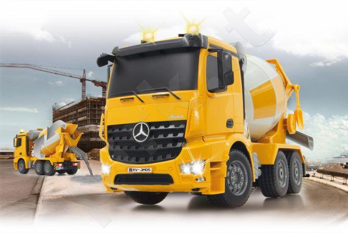 Radio bangomis valdomas Concrete mixer  Mercedes-Benz Arocs 2,4 GHz