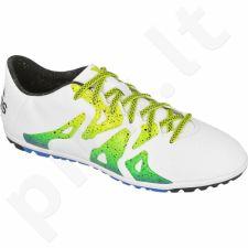 Futbolo bateliai Adidas  X 15.3 TF M S74662
