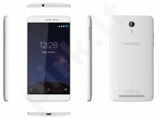 Telefonas Coolpad Porto S E570 baltas