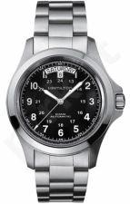Laikrodis HAMILTON KHAKI KING II H64455133