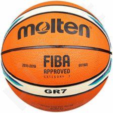 Krepšinio kamuolys Molten B7-GR
