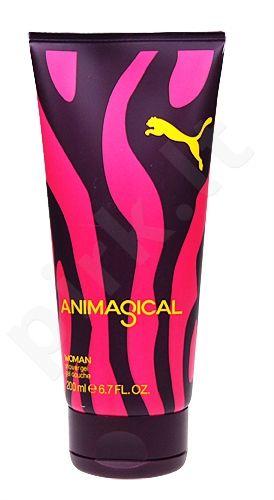 Puma Animagical Woman, dušo želė moterims, 200ml