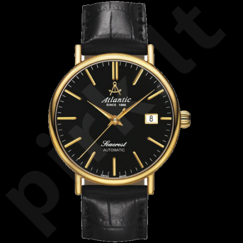 Vyriškas laikrodis ATLANTIC Seacrest Big Size Automatic 50744.45.61
