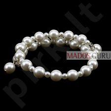 Perlų apyrankė P1496