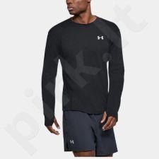 Marškinėliai treniruotėms Under Armour Threadborne Swift Long Sleeve Tee M 1318418-001