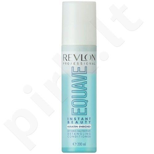 Revlon Equave Hydro kondicionierius, 200ml, kosmetika moterims