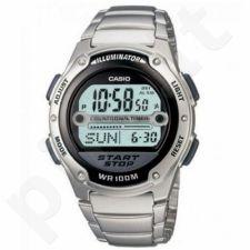 Vyriškas laikrodis Casio W-756D-7AVES