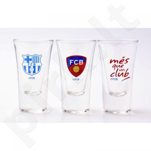 Stikliukai FC Barcelona 2014 3vnt 50ml 75309