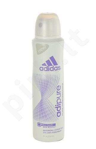 Adidas Adipure, antiperspirantas moterims, 150ml