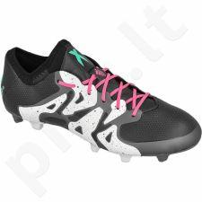 Futbolo bateliai Adidas  X 15.1 FG/AG M S78175