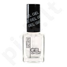 Gabriella Salvete gelio topas nagams, kosmetika moterims, 11ml, (15)