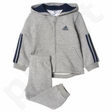 Sportinis kostiumas  Adidas Sports Full Zip Hooded Jogger Kids BP5299