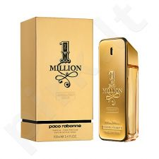 Paco Rabanne 1 Million Absolutely Gold, kvepalai vyrams, 100 ml