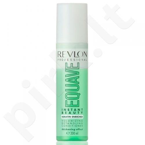 Revlon Equave Volume kondicionierius, 200ml, kosmetika moterims