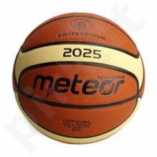 Krepšinio kamuolys Meteor Professional 6