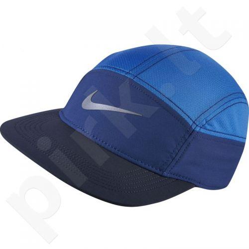Kepurė  su snapeliu Nike Zip AW84 Running Hat M 778363-455
