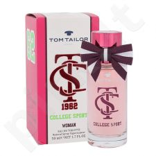 Tom Tailor College Sport, EDT moterims, 50ml