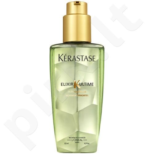 Kerastase Elixir Ultime Damaged Hair, 125ml, kosmetika moterims