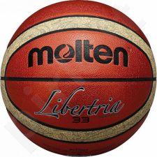 Krepšinio kamuolys Molten FIBA B7T5000