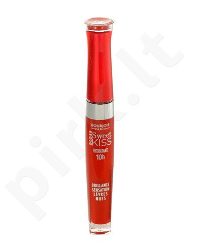 BOURJOIS Paris Sweet Kiss Gloss, kosmetika moterims, 5,7ml, (04 Incognirose)