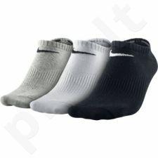 Kojinės Nike LightWeight No Show 3 poros SX4705-901