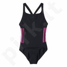 Maudymosi kostiumėlis Adidas Infinitex Essence Core 3-Stripes Junior BP9533
