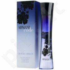 Giorgio Armani Code, kvapusis vanduo (EDP) moterims, 75 ml