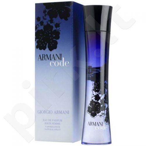 Giorgio Armani Armani Code Women, kvapusis vanduo moterims, 75ml