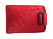Planšetės dėklas Natec NATEC SHEEP 10' raudonas-juodai