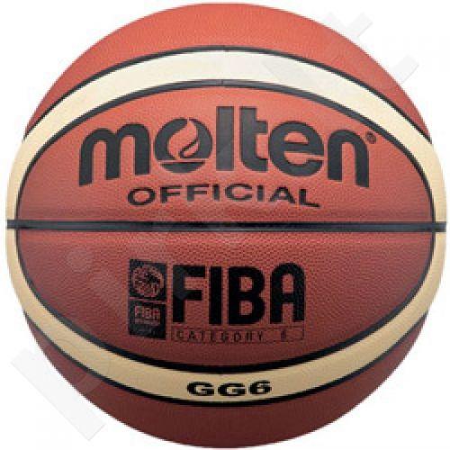 Krepšinio kamuolys Molten B6-GG