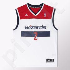 Marškinėliai krepšiniui Adidas Replica Jersey Washington Wizards John Wall L71446