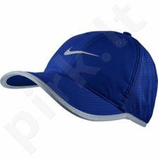 Kepurė  su snapeliu Nike Run Knit Mesh Cap M 810132-485
