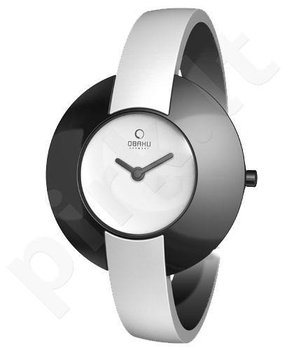 Moteriškas laikrodis OBAKU OB V135LBIRW