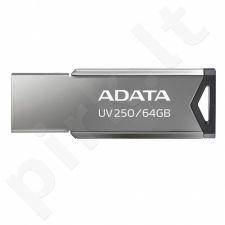 Adata USB 2.0 Flash Drive UV250 64GB BLACK